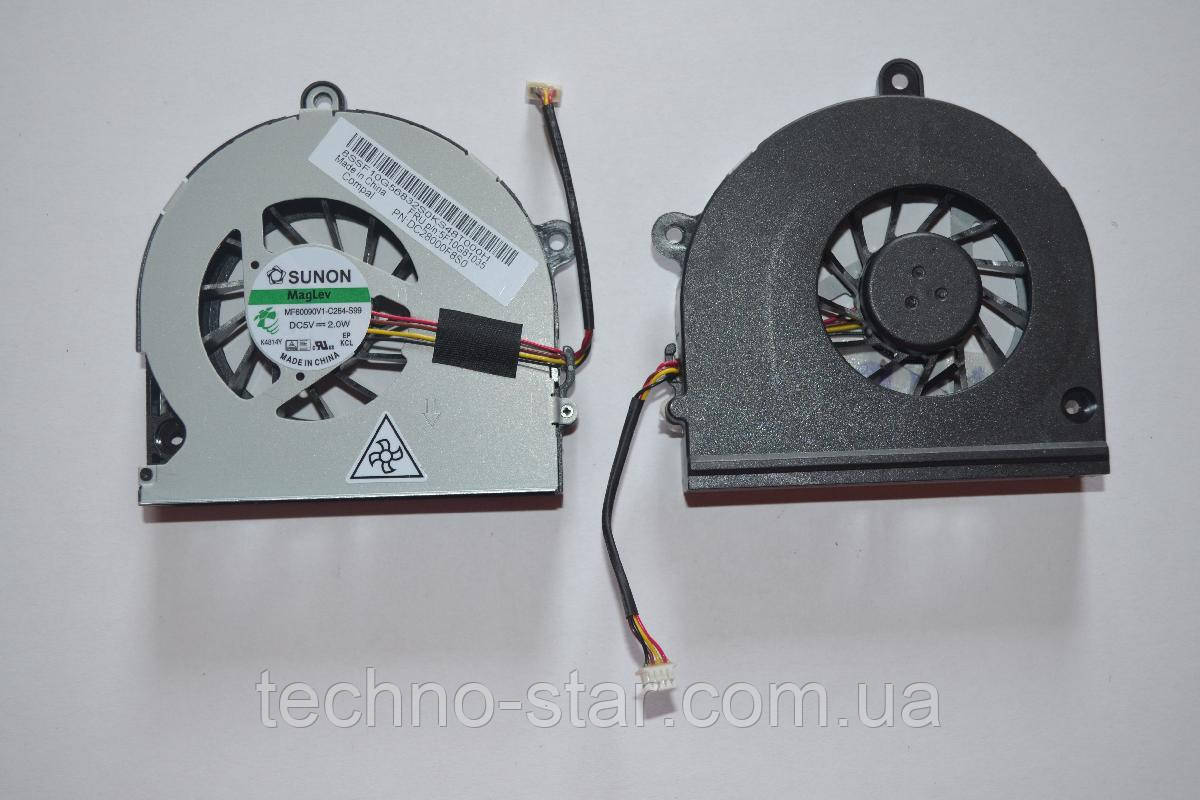 Вентилятор (кулер) SUNON MF60090V1-C264-S99 для Toshiba Satellite P750 P750D P755 P755D CPU