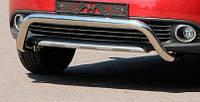 Кенгурятник, защитная дуга Fiat Fiorino 2008+ (WT007M d=60мм F1-23)