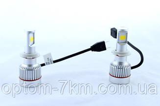 Светодиодные Лампы UKC Car Led H1 для Автомобиля 33W 3000LM 5000K