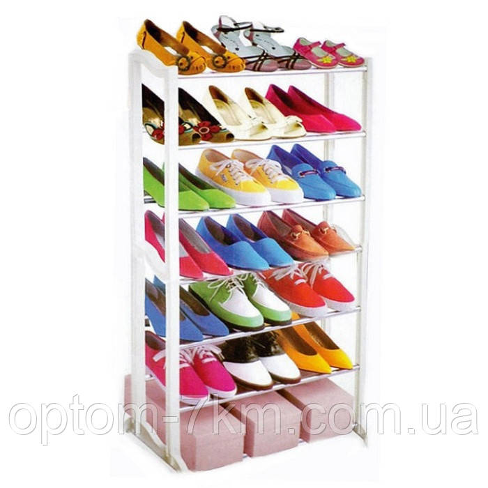 Модульный Органайзер для Обуви Amazing Shoe Rack 7 Полок