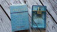Мужская туалетная вода Versace Man Eau Fraiche , голубые версачи духи