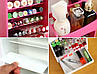 Компактный Органайзер для Хранения Косметики Cosmake Lipstick & Nail Polish Organizer, фото 4
