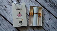 НАБОРЫ духов по 15 мл 3 шт Chanel Chance Eau Tendre (Ж)