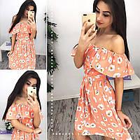 Платье женское хлопок 33742 Платья летние