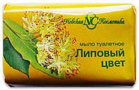Липовый цвет мыло туалетное, 90 г, Невская Косметика