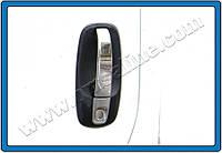 Накладки на ручки Renault Trafic (2001-2010) 4-дверн. нерж. Omsa