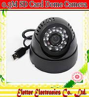 Камера Видеонаблюдения 802 TF Card USB