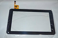 Оригинальный тачскрин / сенсор (сенсорное стекло) для Prestigio MultiPad 7.0 Ultra PMP3670B черный самоклейка