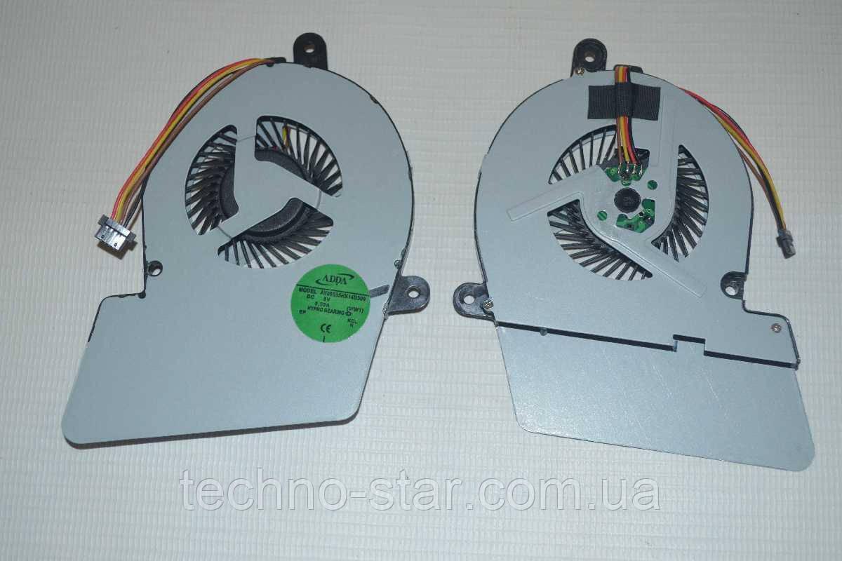 Вентилятор (кулер) ADDA AY06505HX14D300 для Toshiba Satellite U900 U940 U945 CPU FAN