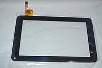 Оригинальный тачскрин / сенсор (сенсорное стекло) для Prestigio MultiPad 7.0 PMP3637B (черный, самоклейка)