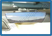 Накладки на внутренние дверные ручки Volkswagen T5 Caravelle (2003-2010) 2 шт.нерж. Omsa