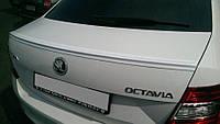 Спойлер крышки багажника Skoda Octavia (A7) 2013- AutoPlast