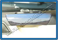 Накладки на внутренние дверные ручки Volkswagen T5 Transporter (2003-2010) 2 шт (алюм.) Omsa