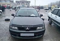 Дефлектор капота, мухобойка Mitsubishi Carisma 2000-2005 VIP