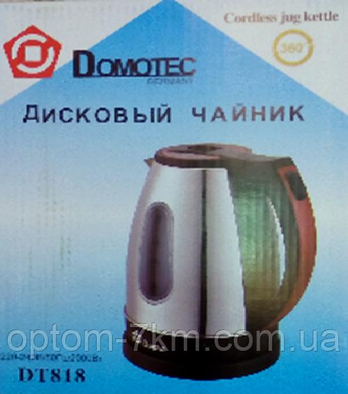 Электрический Чайник DT 818 am
