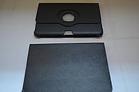 Поворотный 360° чехол-книжка для Samsung Galaxy Note 10.1 N8000 N8010 (черный цвет)