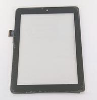 Оригинальный тачскрин / сенсор (сенсорное стекло) Prestigio PMP5580C | PMP5780D (черный, тип 1, самоклейка)