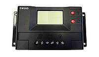 Контроллер Заряда CM 30 D USB 30 A am