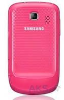 Задняя часть корпуса (крышка аккумулятора) Samsung S3850 Corby 2 Original Pink
