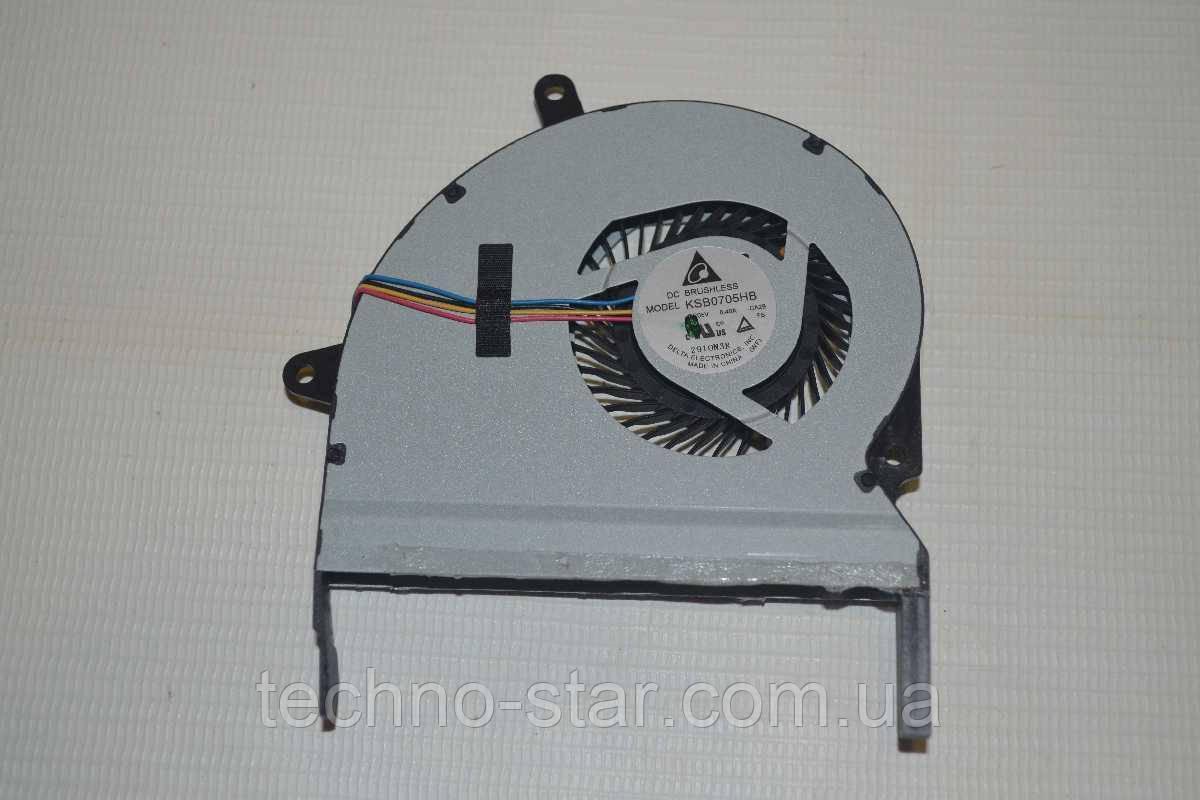 Вентилятор (кулер) DELTA KSB0705HB для Asus X401A X401A1 X401E X401E1 X401EB X401EI CPU FAN