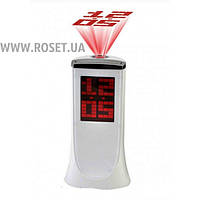 Настольные Электронные Часы со Встроенным Проектором Времени 1136A