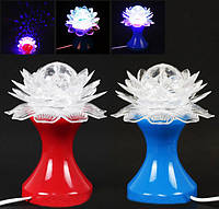 Световой Диско Шар Цветок LED Ball Light