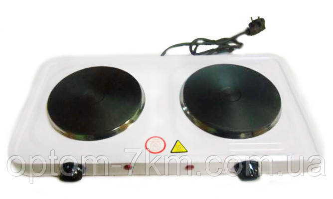 Электроплита Двухкомфорочная Wimpex HP 200 A 1 am