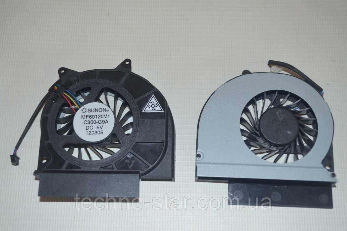 Вентилятор (кулер) SUNON MF60120V1-C070-G99 для Dell Latitude E6420 CPU FAN