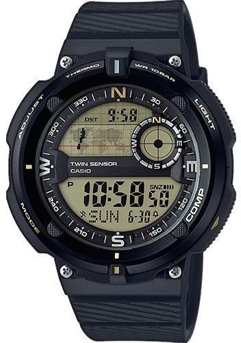 Наручные мужские часы Casio SGW-600H-9AER оригинал