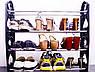 Органайзер для Обуви 4 Полки Stackable Shoe Rack, фото 7