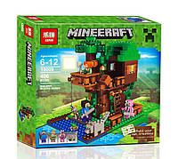 Конструктор Minecraft Домик у реки 18009 Lepin