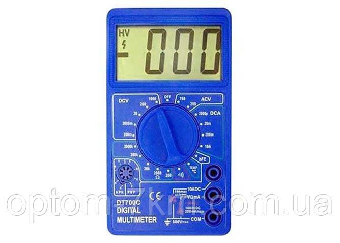 Цифровой Мультиметр DT 700 C Тестер