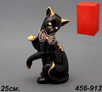 "Статуэтка ""Кошка"" 25 см фарфор (арт. 456-913)"