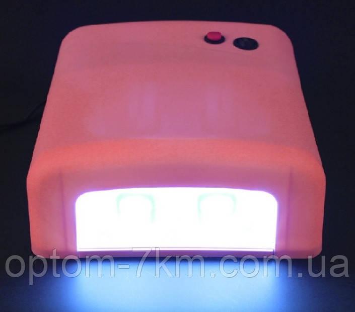 Ультрафиолетовая Лампа УФ W 818 для Сушки Гель Лака
