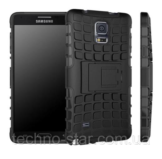 Бронированный чехол (бампер) для Samsung Galaxy Note 4 N910 N910F N910H N9100 N9106W N9108V N9109W