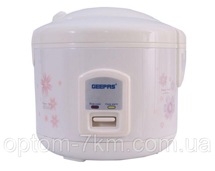 Электрическая Рисоварка Geepas GS25 Electric Cooker Пароварка