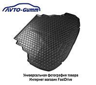 Коврик в багажник Kia Rio (2006-) (Седан) Avto-Gumm