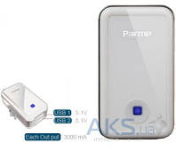 Зарядное устройство Parmp Dual Usb Home Charger (DUC-0178210W) для iPhone 5