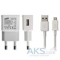 Зарядное Samsung ETA-U90EWEGSTD for Galaxy Note N7100 White