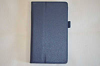 Чехол-книжка для Asus ZenPad C 7 Z170C Z170CG (темно-синий цвет)