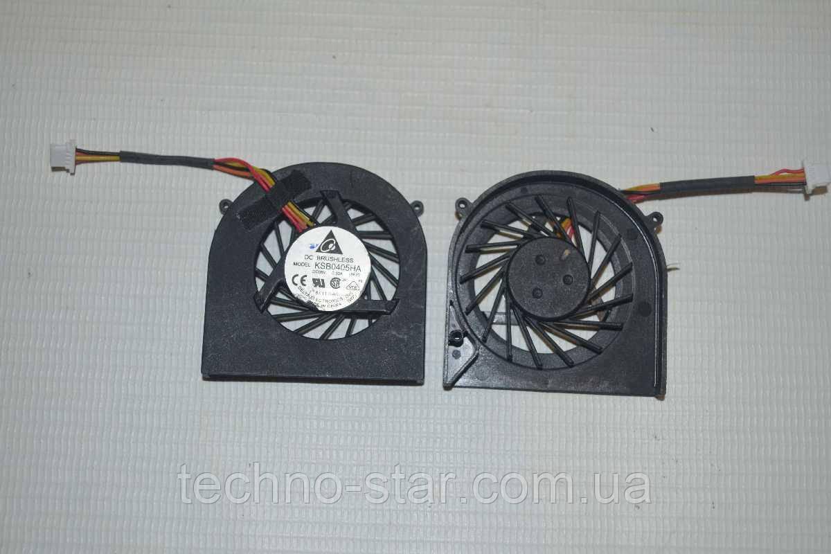 Вентилятор (кулер) DELTA KSB0405HA для Asus EPC 1002 1002HA S101 CPU FAN