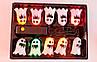 Музыкальная Светящаяся Гирлянда на Батарейках Светодиодная Прикол для Вечеринки Маскарад, фото 6