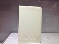 Поворотный 360° чехол-книжка для Asus Fonepad ME371MG (белый цвет)