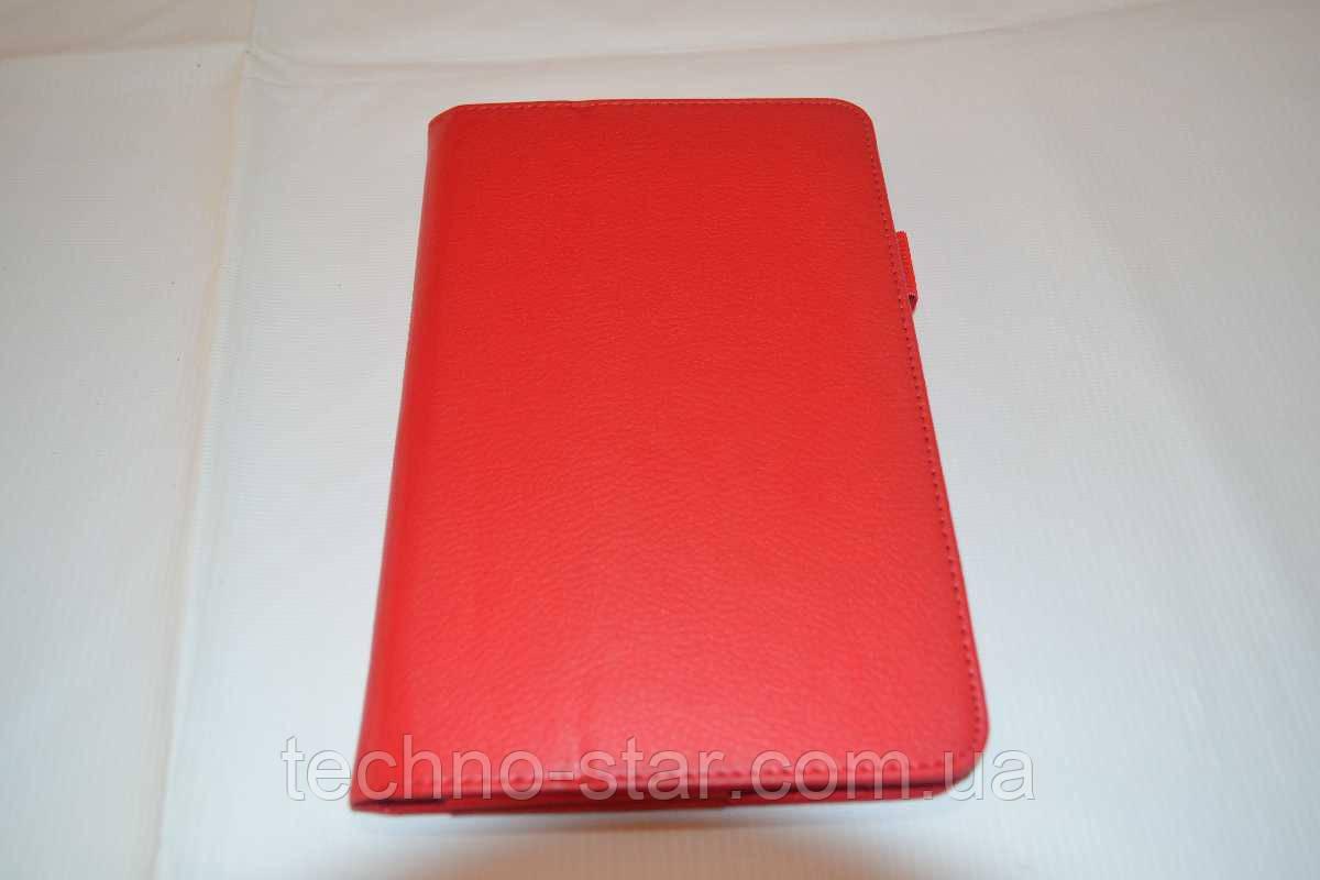 Чехол-книжка для Dell Venue 8 (красный цвет)