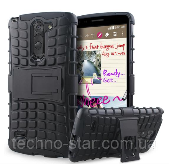 Бронированный чехол (бампер) для LG G3 Stylus D690 D690n D693 D693n