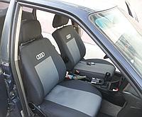 Авточехлы оригинальные Audi A2 1999-05 г. тканевые.