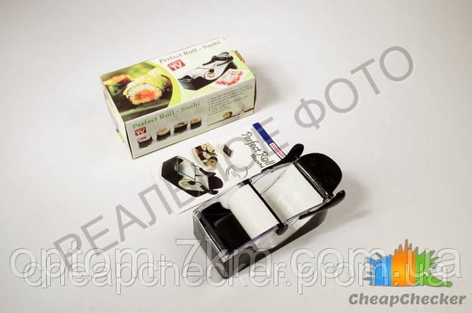 Машинка для Роллов и Суши Perfect Roll Sushi