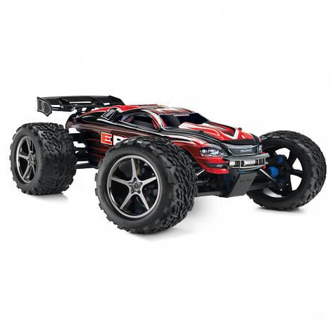 Автомобиль Traxxas E-Revo Brushless Monster 1:10 RTR 56086-4 Red, фото 2