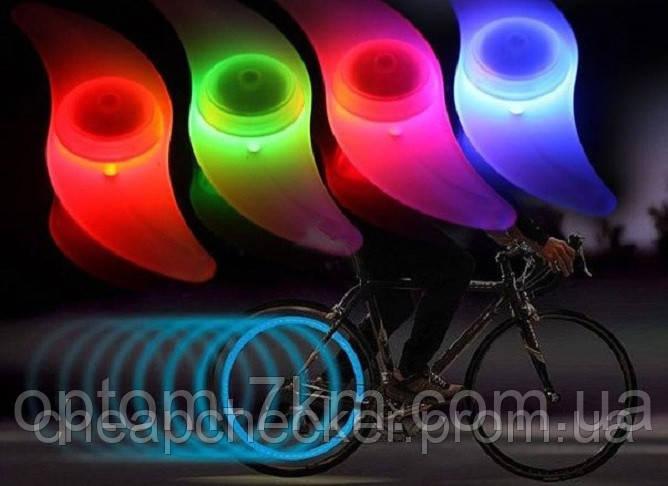 Подсветка на Спицы Велосипеда Yu-Yu Многоцветная