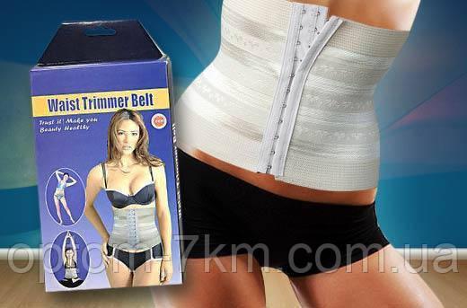 Пояс Корректирующий Waist Trimmer Belt Корсет